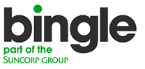 Shitbox Rally Supporter - bingle Logo